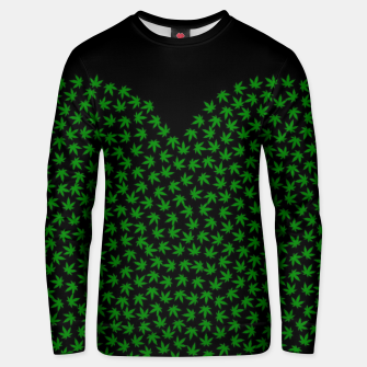 Thumbnail image of 4:20 HEART Unisex sweater, Live Heroes