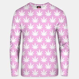 Thumbnail image of Kawaii Cannabis Unisex sweater, Live Heroes