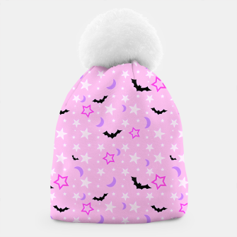 Spooky Pastel Goth Beanie thumbnail image