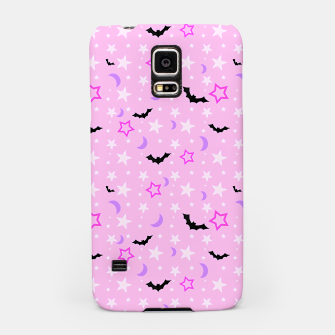 Spooky Pastel Goth Samsung Case thumbnail image