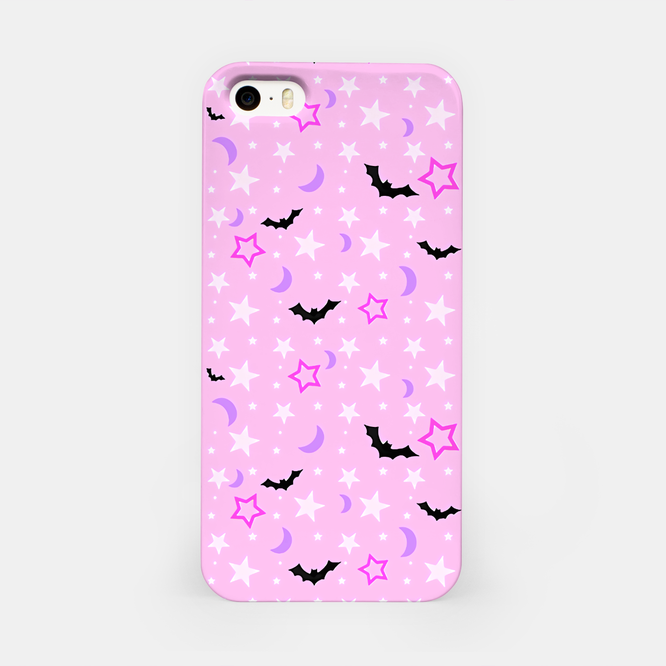 Image of Spooky Pastel Goth iPhone Case - Live Heroes