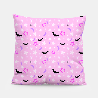 Spooky Pastel Goth Pillow thumbnail image