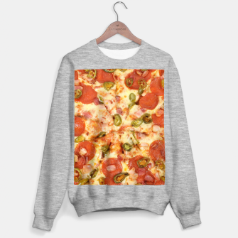 Thumbnail image of Jalapeño and Pepperoni Pizza Sweater regular, Live Heroes