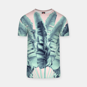 Miniature de image de Blush Traveler Tree Dream #1 #tropical #decor #art  T-Shirt, Live Heroes