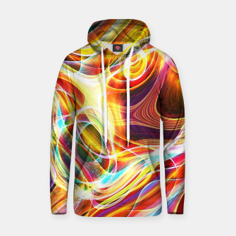 Thumbnail image of Abstract swirl Hoodie, Live Heroes