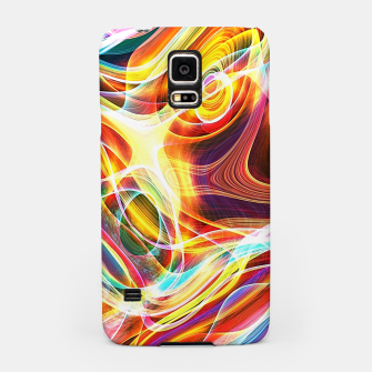 Thumbnail image of Abstract swirl Samsung Case, Live Heroes