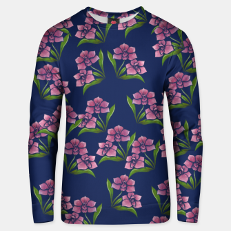 Thumbnail image of Orchids Unisex sweater, Live Heroes