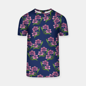 Thumbnail image of Orchids T-shirt, Live Heroes