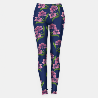 Thumbnail image of Orchids Leggings, Live Heroes