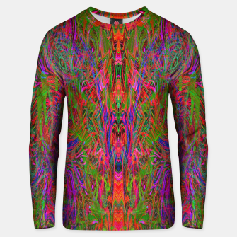 Thumbnail image of Drenched In Juice (slime, psychedelic, abstract) Unisex sweater, Live Heroes
