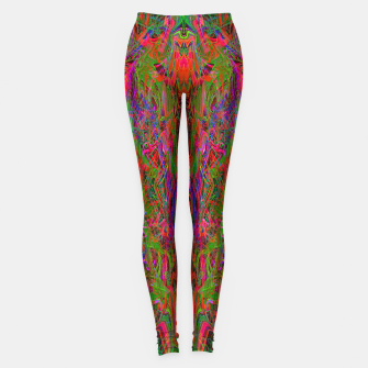 Thumbnail image of Drenched In Juice (slime, psychedelic, abstract) Leggings, Live Heroes