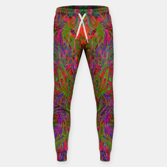 Thumbnail image of Drenched In Juice (slime, psychedelic, abstract) Sweatpants, Live Heroes