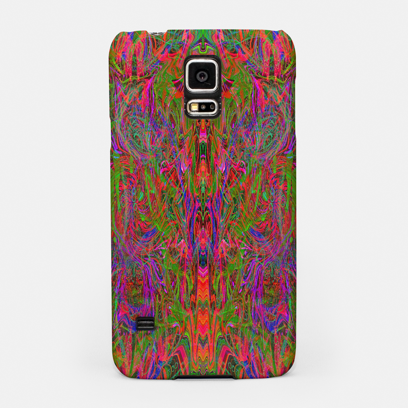Image of Drenched In Juice (slime, psychedelic, abstract) Samsung Case - Live Heroes