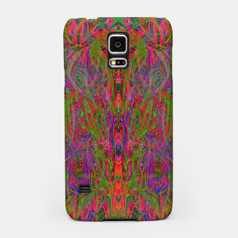 Thumbnail image of Drenched In Juice (slime, psychedelic, abstract) Samsung Case, Live Heroes