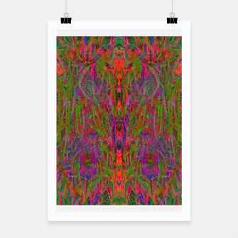 Thumbnail image of Drenched In Juice (slime, psychedelic, abstract) Poster, Live Heroes
