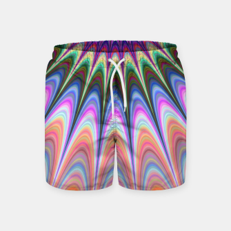 Thumbnail image of Sunrise in the east Swim Shorts, Live Heroes