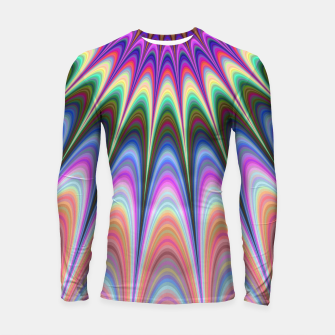 Thumbnail image of Sunrise in the east Longsleeve rashguard , Live Heroes