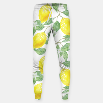 Thumbnail image of Lemon Tree Sweatpants, Live Heroes