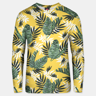 Thumbnail image of Hot tropical summer Sudadera unisex, Live Heroes