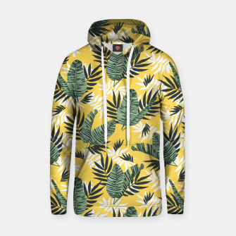 Hot tropical summer Sudadera con capucha miniature