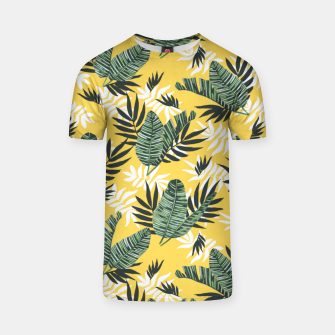 Hot tropical summer Camiseta miniature