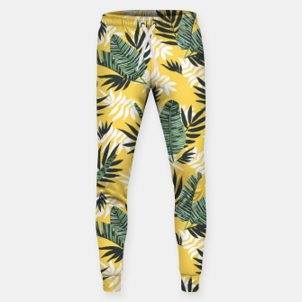 Hot tropical summer Pantalones de chándal  miniature