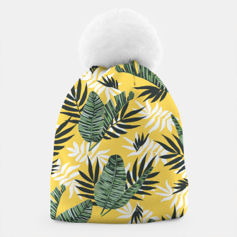 Hot tropical summer Gorro miniature