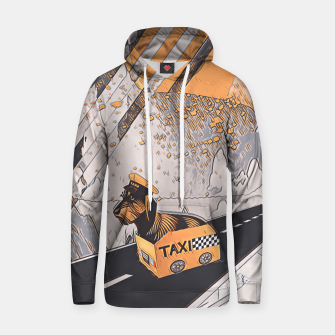 Thumbnail image of Yellow taxi Hoodie, Live Heroes