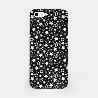 Thumbnail image of Dark Star Pattern Vintage Style iPhone-Hülle, Live Heroes