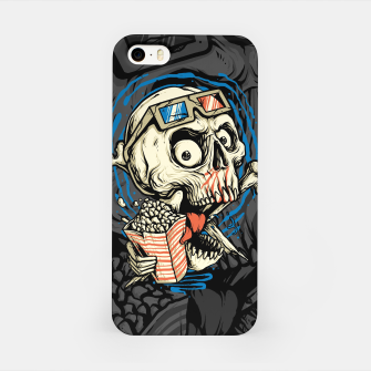 Thumbnail image of Skull Movie iPhone Case, Live Heroes
