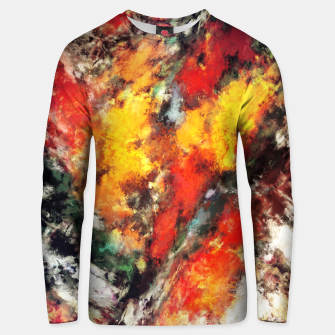 Thumbnail image of Clattering Unisex sweater, Live Heroes