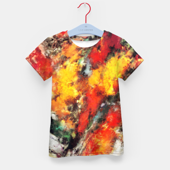 Thumbnail image of Clattering Kid's t-shirt, Live Heroes