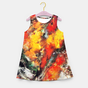 Thumbnail image of Clattering Girl's summer dress, Live Heroes