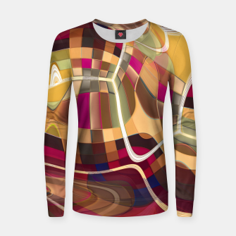 Thumbnail image of Inside Colors Women sweater, Live Heroes