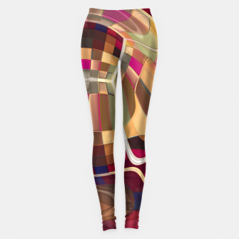 Thumbnail image of Inside Colors Leggings, Live Heroes