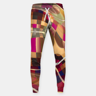 Thumbnail image of Inside Colors Sweatpants, Live Heroes