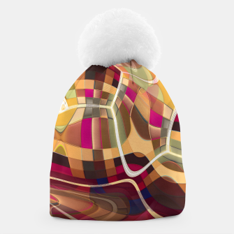 Thumbnail image of Inside Colors Beanie, Live Heroes