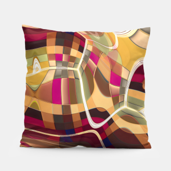 Thumbnail image of Inside Colors Pillow, Live Heroes