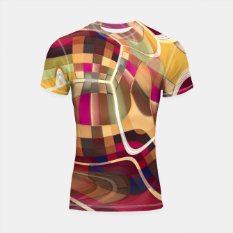 Thumbnail image of Inside Colors Shortsleeve rashguard, Live Heroes