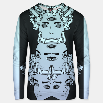 Thumbnail image of What Do You Want From Me Unisex sweater, Live Heroes