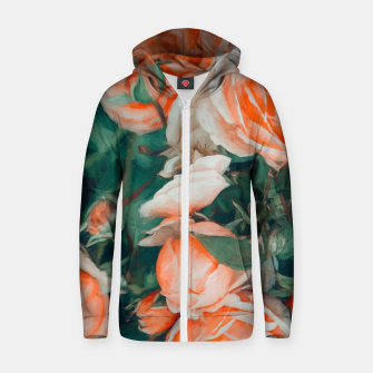 Miniaturka Seasons Blossom Zip up hoodie, Live Heroes