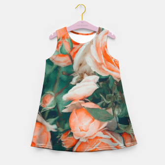 Miniaturka Seasons Blossom Girl's summer dress, Live Heroes