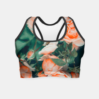 Miniaturka Seasons Blossom Crop Top, Live Heroes