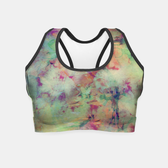 Thumbnail image of Paint 1 Crop Top, Live Heroes