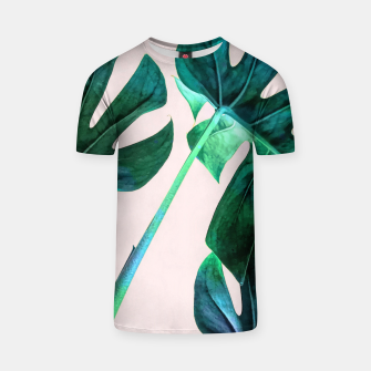 Thumbnail image of Wild Leaves T-shirt, Live Heroes
