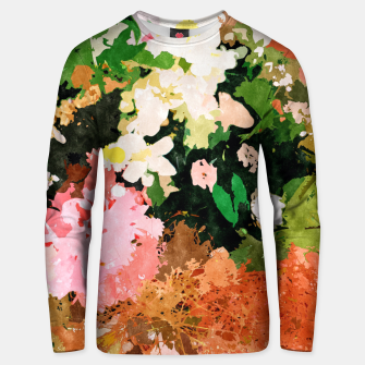 Miniatur Floral Gift II Unisex sweater, Live Heroes