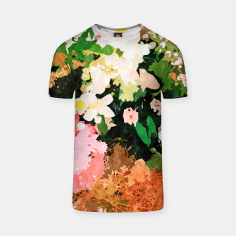 Thumbnail image of Floral Gift II T-shirt, Live Heroes