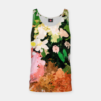 Thumbnail image of Floral Gift II Tank Top, Live Heroes