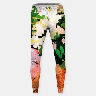 Thumbnail image of Floral Gift II Sweatpants, Live Heroes
