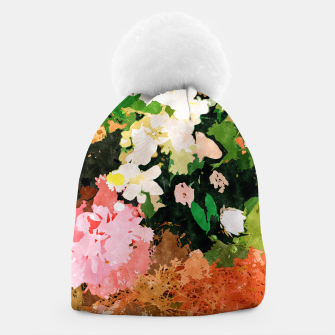 Thumbnail image of Floral Gift II Beanie, Live Heroes